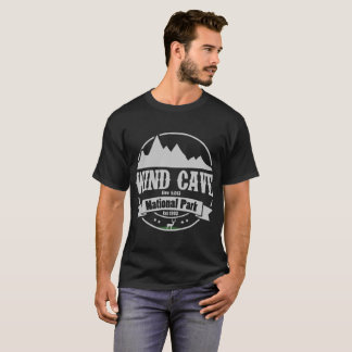 wind cave national park T-Shirt