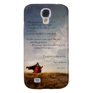 """Wind Dancer"" iPhone3 Case"
