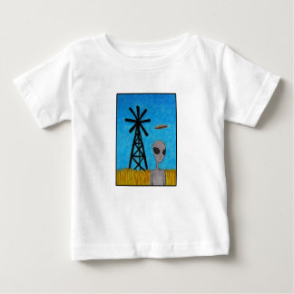 Wind Disk Baby T-Shirt