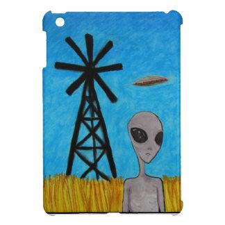 Wind Disk iPad Mini Cover