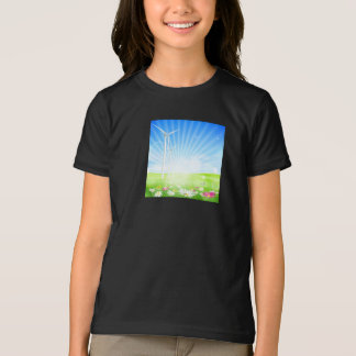 Wind Farm Girls T-Shirt