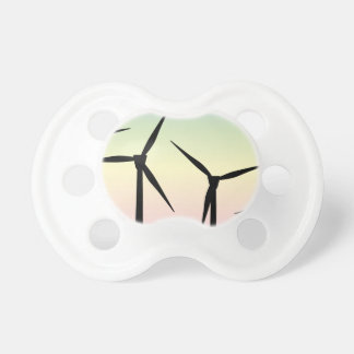 Wind Farm Morning Pacifiers