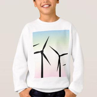 Wind Farm Morning Sweatshirt