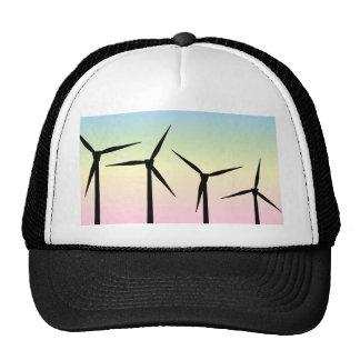 Wind Farm Morning Trucker Hat