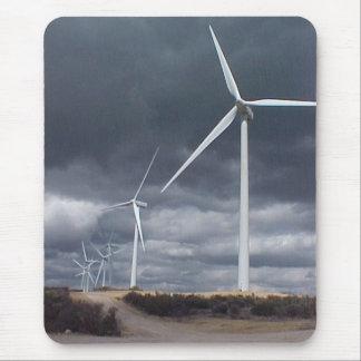 Wind Farm Mouse Pad