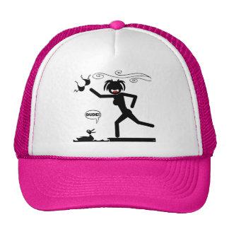 Wind Hazard T-Shirts and Apparel Trucker Hat