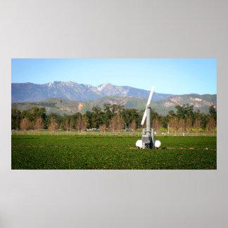 wind machine poster