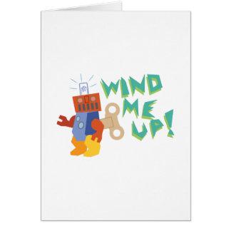 Wind Me Up! Card
