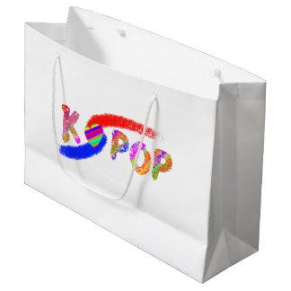 Wind of K-pop Large Gift Bag