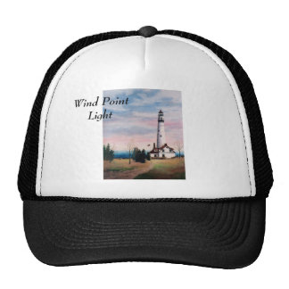 Wind Point Lighthouse Hat