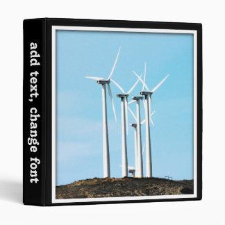 Wind Power (1) Binders