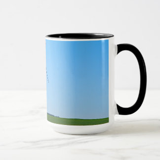 Wind Power Plant - Mug