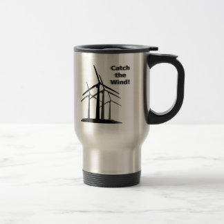 Wind Power Travel Mug