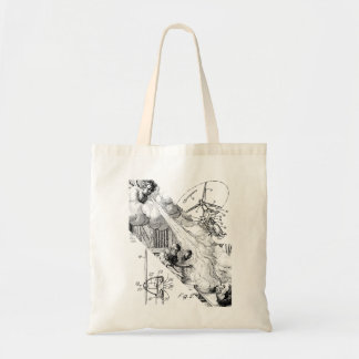 Wind Powered Tote Bag