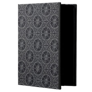 Wind Rose Compass Pattern Case For iPad Air