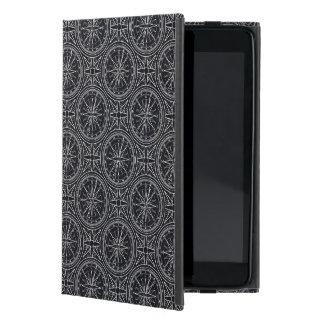Wind Rose Compass Pattern iPad Mini Case