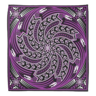 Wind Spirit Purple Bandana