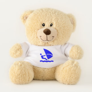 Wind Surfer Teddy Bear