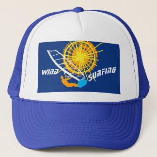 Wind Surfing customizable Trucker Hat