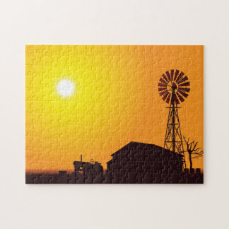Wind Turbine Jigsaw Puzzle