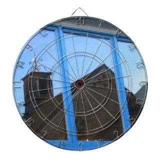 Wind Vane in the Window Dartboard