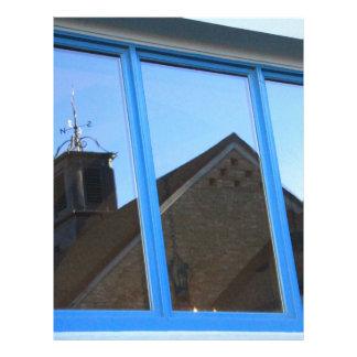Wind Vane in the Window Letterhead