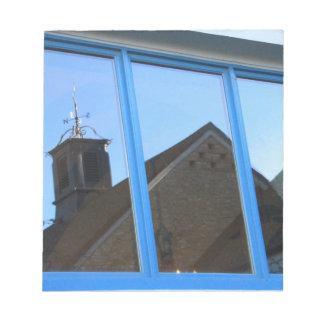 Wind Vane in the Window Notepads