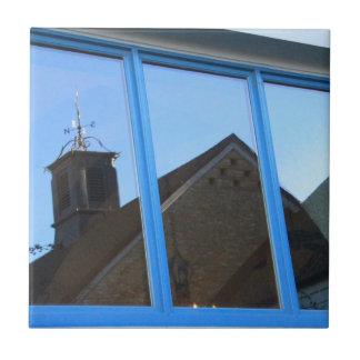 Wind Vane in the Window Tile