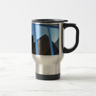 Wind Vane in the Window Travel Mug