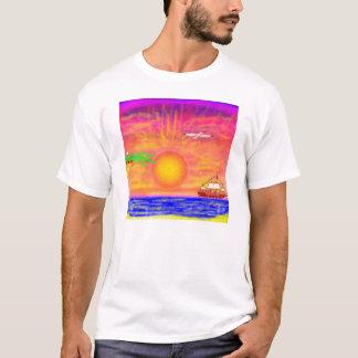 Wind, Wave, Sunlight - T-shirt