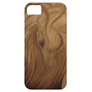 Windblown Classical Horse iPhone 5 Covers