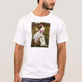 Windflowers - Great Pryenees 1 T-Shirt