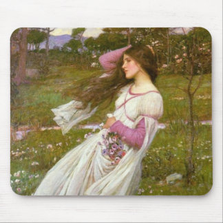 Windflowers Mouse Pad