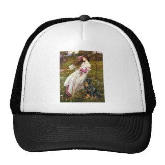 Windflowers - Rottweiler (#5) Trucker Hat