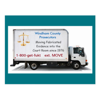 Windham County Movers: Postcard