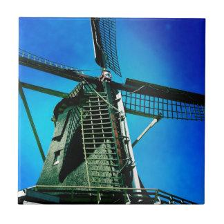 Windill in Amsterdam Tile