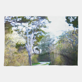 Winding Path Towels