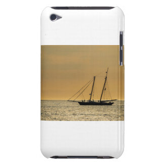 Windjammer on the Baltic Sea Barely There iPod Covers