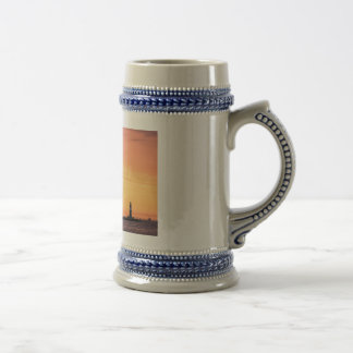 Windjammer on the Baltic Sea Beer Stein