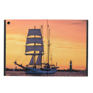 Windjammer on the Baltic Sea Case For iPad Air