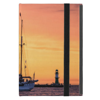 Windjammer on the Baltic Sea Case For iPad Mini
