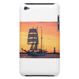 Windjammer on the Baltic Sea Case-Mate iPod Touch Case