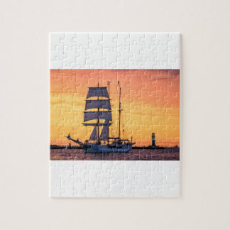 Windjammer on the Baltic Sea Puzzles