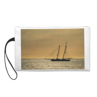 Windjammer on the Baltic Sea Wristlet