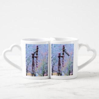 Windmill 2 coffee mug set