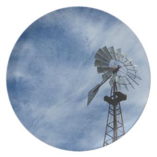 windmill_#2 plate