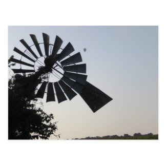 Windmill 2 Postcard