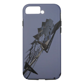 windmill and moon Australia iPhone 7 Case