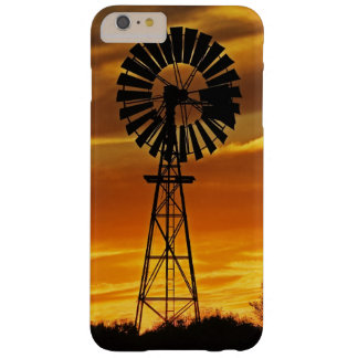 Windmill and Sunset, William Creek, Oodnadatta Barely There iPhone 6 Plus Case