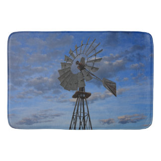 WINDMILL BATHROOM MAT